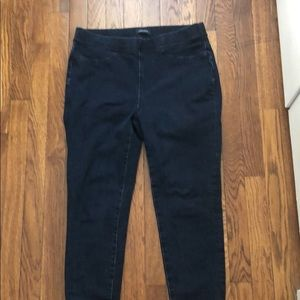 JCrew Pull on jeggings size 31